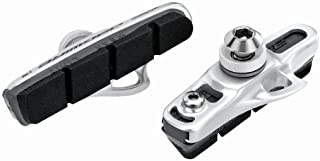 Jagwire Sleek Pro Road Lite Brake Shoes, Silver