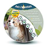 Best Flea Collars For Kittens - Petz Essentials Flea and Tick Collar for Cats Review
