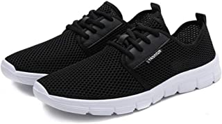 XL_nsxiezi Zapatillas Deportivas de Malla para Hombre Zapatillas Deportivas de Fondo Suave para Mujer