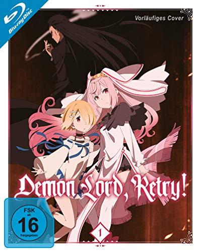 Demon Lord, Retry! - Vol.1 (Ep. 1-4) [Blu-ray]