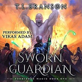 Sworn Guardian: A LitRPG/GameLit Adventure cover art