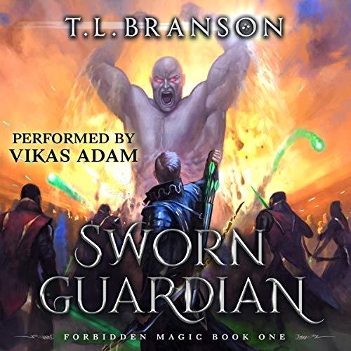 Sworn Guardian: A LitRPG/GameLit Adventure  By  cover art