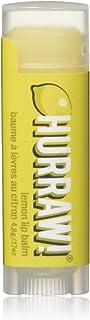 Hurraw Lemon Lip Balm 4.3g, 4.3 ml (0837654700556)