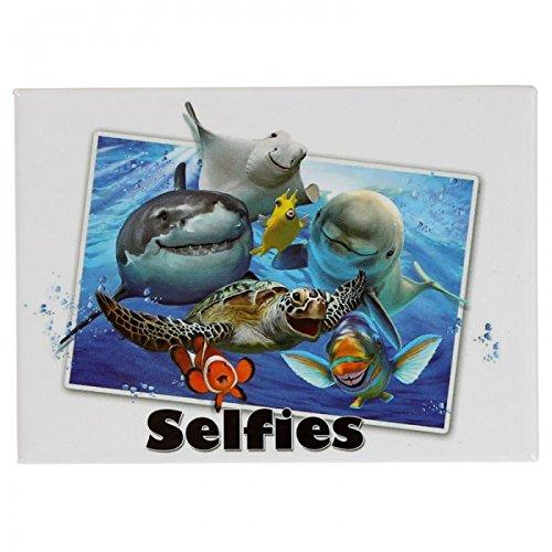 Calamite e magneti STOCK 5 PEZZI Selfie di Animali Animali del Mare by How