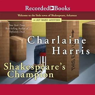Shakespeare's Champion Titelbild