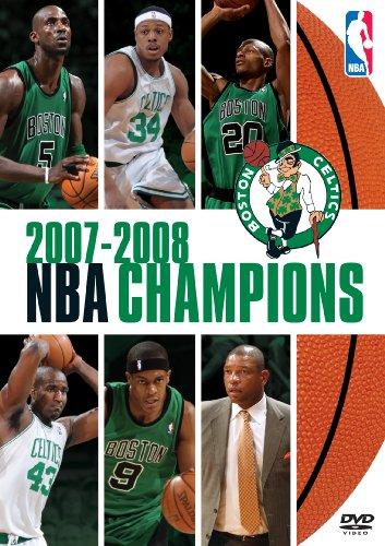 Nba Champions 2007-2008: Boston Celtics [DVD]