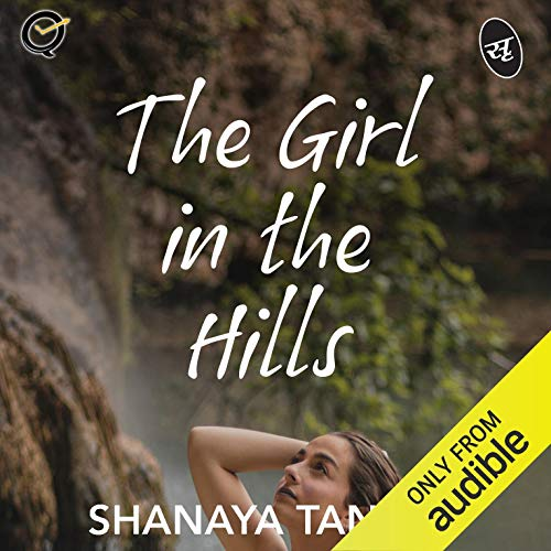 The Girl in the Hills cover art
