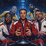 Official - Logic (The Incredible True Story) 2020 Album Cover Poster (12'x12')