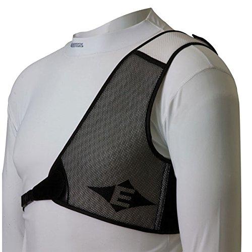 Easton Diamond Chest Guard RH White/Black (X-Large)