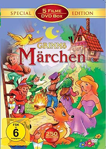 DVD zauberhafte Märchen-Klassiker: