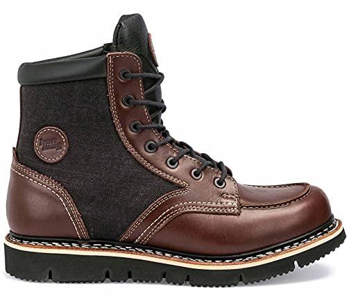 Hanwag Men's Hans 100 Boot, brown, UK 10