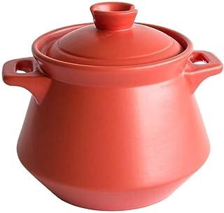 HIZLJJ Non Stick Stock Pot Casserole Enamel Cast Iron Casserole Dish With Lid Ceramic Baker For Household Ceramic Soup Pot...