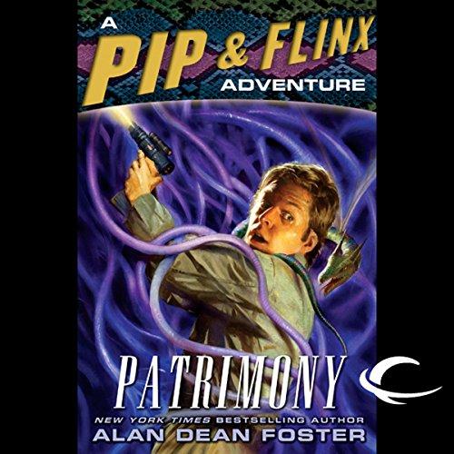 Patrimony audiobook cover art