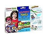Alpino- Set de maquillaje Superheroes, Multicolor (DL000108) , color/modelo surtido