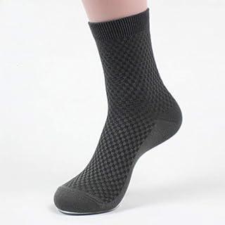 3 Pares comienzan a venderse Calcetines Nuevos Calcetines Clásicos De Algodón para Hombre De Marca Comercial, Calcetines para Hombre De Primavera