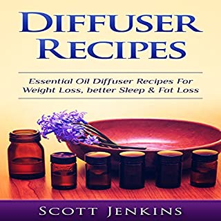 Diffuser Recipes cover art