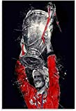 HuGuan Leinwand Druck Poster David Beckham.webp für