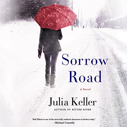 Sorrow Road audiobook cover art