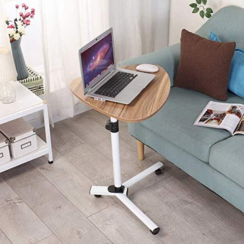 Equipo portátil del ordenador de sobremesa multifuncional Inicio de elevación escritorio de computadora impermeable soporte de madera vector de gráfico de cabecera Bandeja de desayuno infantil, fácil
