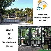 Topens-Mecanismo-de-puerta-corredera-con-mando-a-distancia-apertura-automtica-para-puerta-de-patio-y-garaje-incluye-2-mandos-30000W