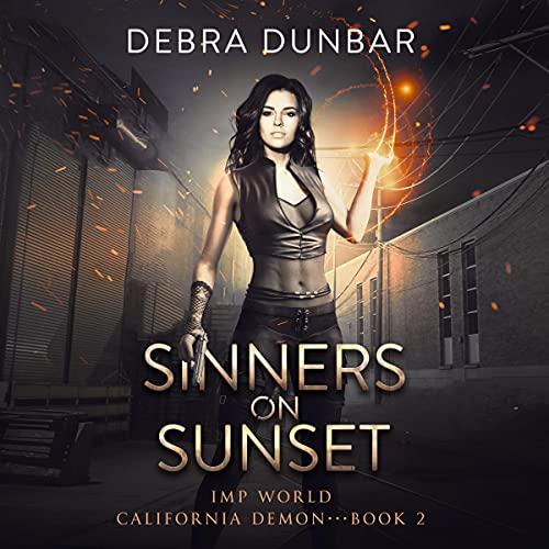 Sinners on Sunset: Imp World cover art