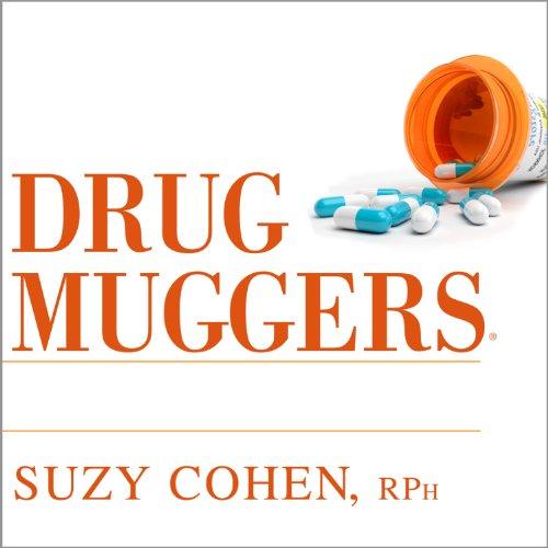 Drug Muggers audiobook cover art