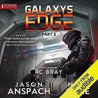 Page de couverture de Galaxy's Edge, Part II