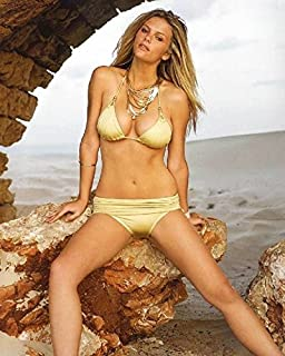 Brooklyn Decker 8X10 Photo - No Image is Cropped. No white or black borders, What you see is what you get. #MS2127
