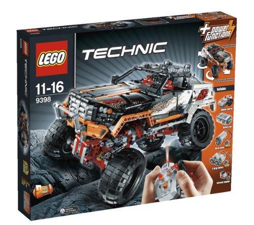 LEGO Technic - 4 x 4 de última generación (9398)