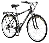 Schwinn Discover Hybrid Bikes for Men and Women, Featuring Aluminum...