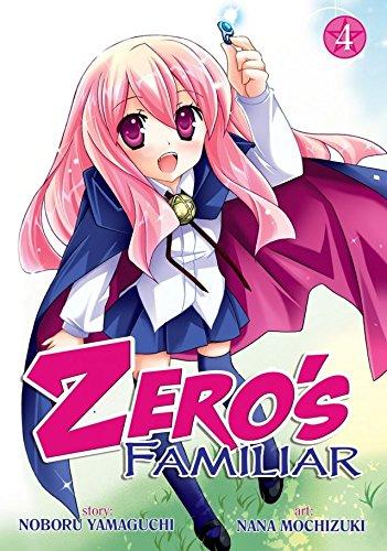 Zero's Familiar Vol. 4 (English Edition)