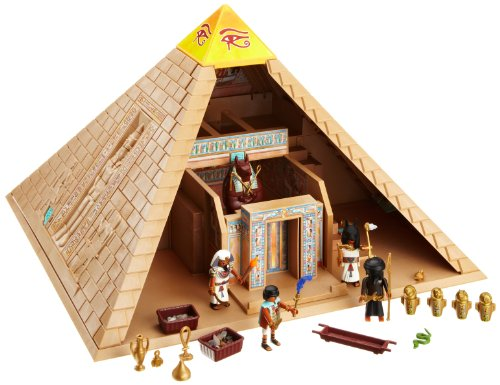 PLAYMOBIL: Faraones Pirámide  4240