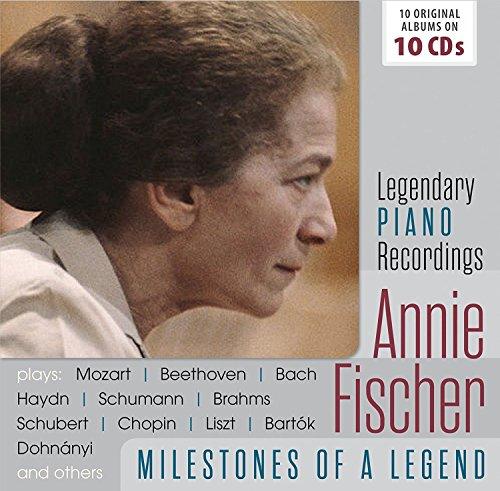 Annie Fischer-Milestones Of A Piano Legend