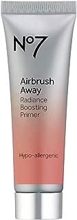 No7 Airbrush Away Radiance Boosting Primer 1 oz