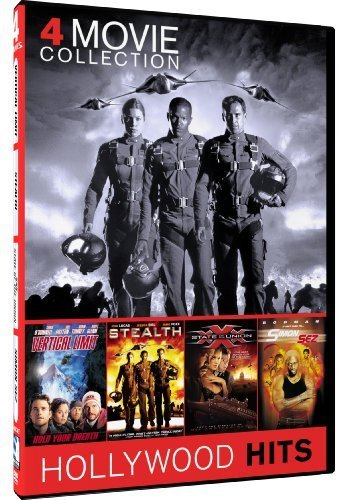 Vertical Limit/Stealth/XXX State of the Union/Simon Sez - 4-Pack by Mill Creek Entertainment