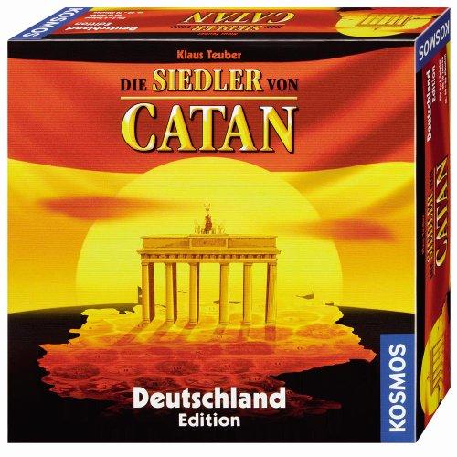 Kosmos Die Siedler von Catan Deutschland Edition