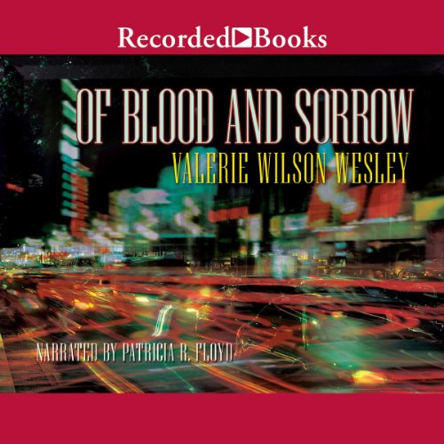 Of Blood and Sorrow audiobook cover art