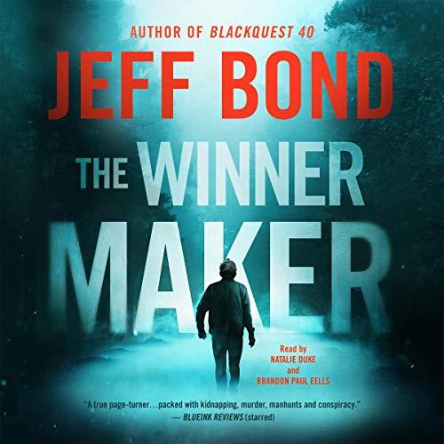 The Winner Maker audiobook cover art