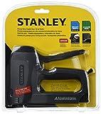 STANLEY TR250 Engrapadora/Clavadora de trabajo pesado 7 pulgadas