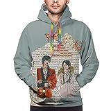 Tian Guan Ci Fu Heaven Hoodie Heaven Official's Blessing Long Sleeve Sweatshirt