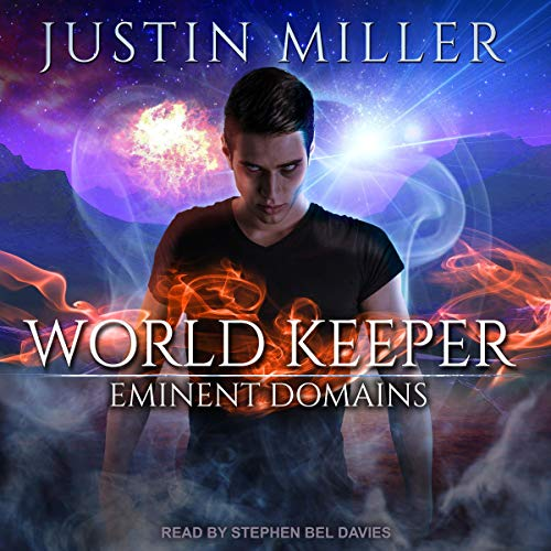 Couverture de World Keeper: Eminent Domains