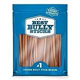 Best Bully Sticks - Supreme 6-inch Bully Sticks (50 Pack) -...