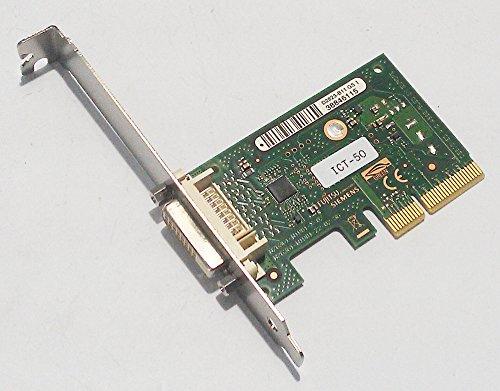 Fujitsu D2823-B11 GS1 D2823 B11 DVI-D Add-In Card Erweiterung Extension PCIeX1 Bulk ohne jegliches Zubehör