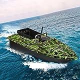 Remote Controlled Bait Boat,Crtkoiwa 500M CR Single Bin Load of 2 KG,...