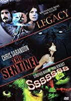 The Legacy (1979)/The Sentinel (1977)/Sssssss