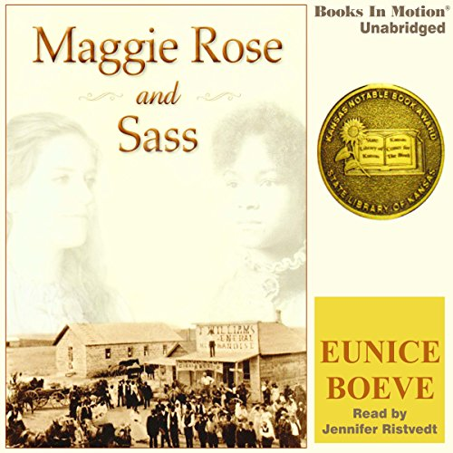 Couverture de Maggie Rose and Sass