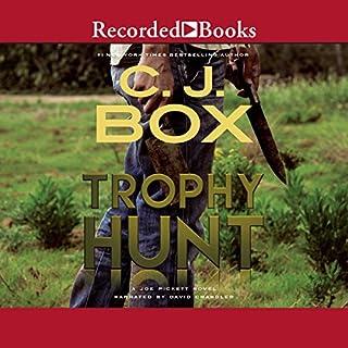 Trophy Hunt audiobook cover art