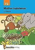 Mathe trainieren 2. Klasse, A5- Heft