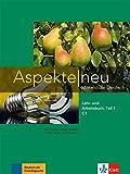 Aspekte neu c1, libro del alumno y libro de ejercicios, parte 1 + cd: Lehr- und Arbeitsbuch C1 Teil 1 mit CD