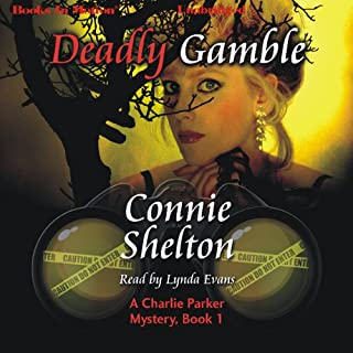 Deadly Gamble audiobook cover art